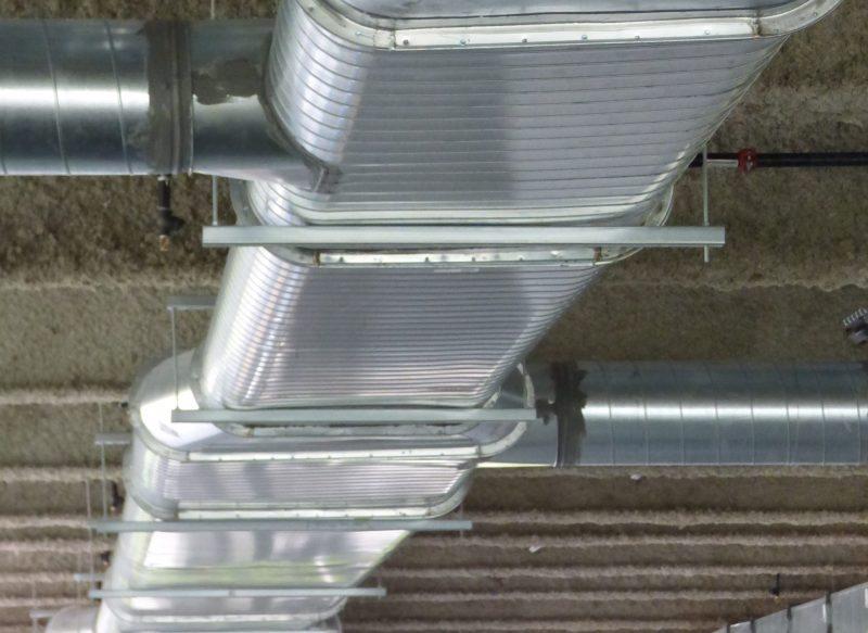 sheet metal duct ductwork manufacturing hamlin sheet metal nc