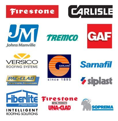 Hamlin Roofing Is Currently Authorized To Install And Provide Warranty  Maintenance For Over 25 National Roofing Manufacturers.