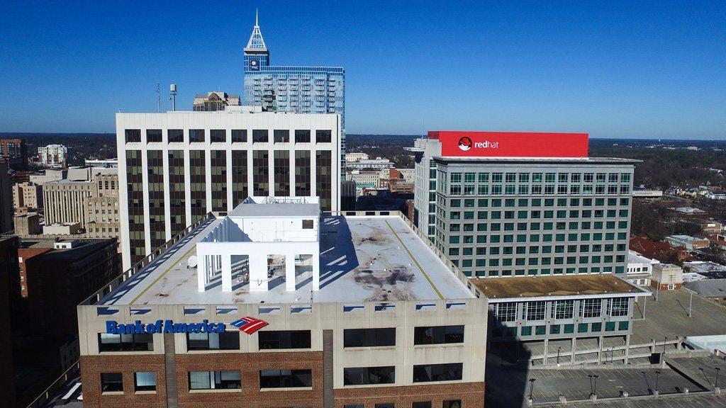 Commercial Roofing Contractors Portfolio The Hamlin Companies
