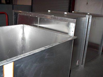 Rectangular Duct Fabrication NC, SC, & VA