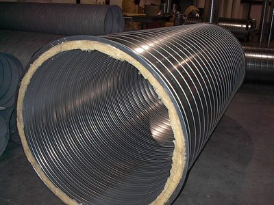 Sheet Metal Duct Amp Ductwork Manufacturing Hamlin Sheet